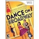 UBISOFT Nintendo Wii Game DANCE ON BROADWAY